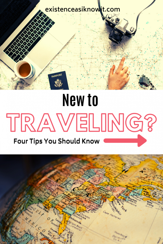 New to traveling?